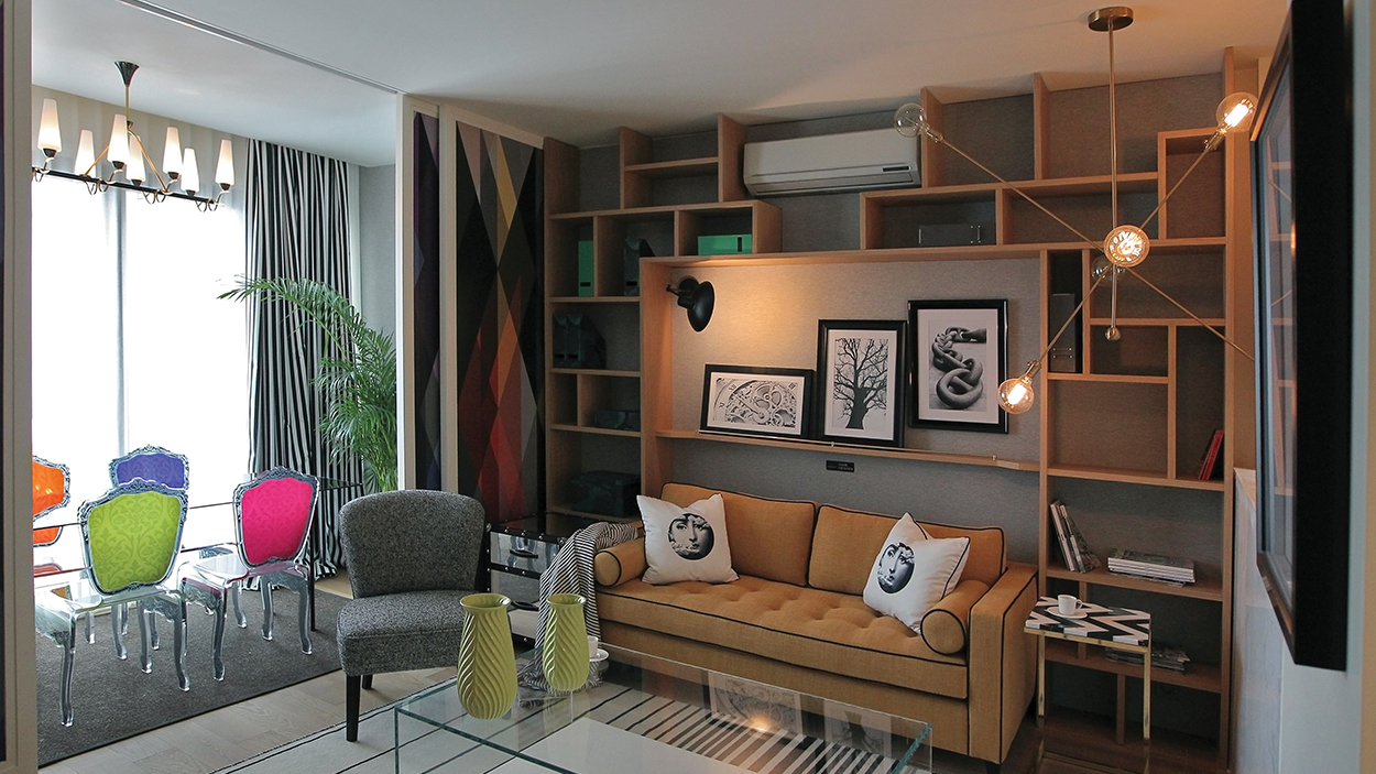 آپارتمان ارزان در استانبول قیمت ارزان مناسب برای مهاجرت به ترکیه و در یافت پاسپورت ترکیه در ماسلاک وادی استانبول